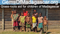 GemsOfMadagascar.org: Aid for children in Madagascar