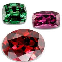 Garnet Gem Garnet gemstone facts and lore
